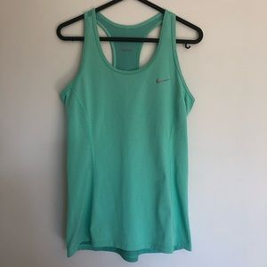 Nike DRI-FIT workout singlet/tank top extra small